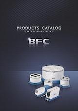 株式会社BFCのパーツフィーダのカタログ