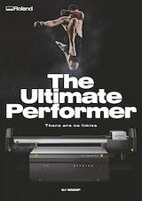 The Ultimate Performer IU-1000Fのカタログ