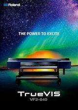 TrueVIS VF2-640のカタログ