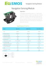エジスモステクノロジー株式会社のカメラモジュールのカタログ