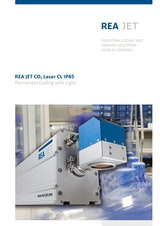 REA Elektronik GmbHのレーザーマーカーのカタログ