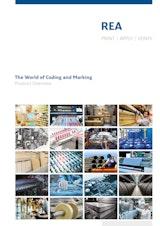 REA Elektronik GmbHの産業用インクジェットプリンターのカタログ
