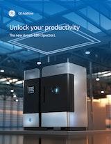 GE Additive Unlock your productivityのカタログ