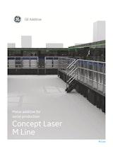 GE Additive Concept Laser M Lineのカタログ