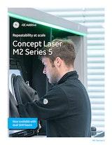 GE Additive Concept Laser M2 Series 5のカタログ