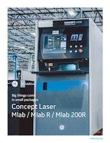 GE Additive Concept Laser Mlab R Mlab 200Rのカタログ