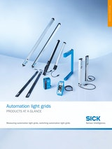 Automation light gridsのカタログ
