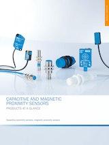 CAPACITIVE AND MAGNETIC PROXIMITY SENSORSのカタログ