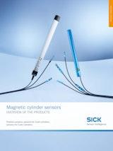 Magnetic cylinder sensorsのカタログ