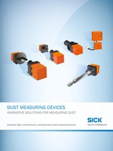 DUST MEASURING DEVICESのカタログ