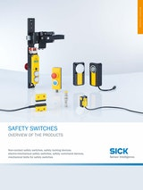 SAFETY SWITCHESのカタログ