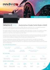 Innoviz Technologies Ltd.のLiDARセンサーのカタログ