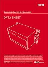 Ibeo Automotive Systems GmbHの画像処理システムのカタログ