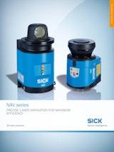 NAV series PRECISE LASER NAVIGATION FOR MAXIMUM EFFICIENCYのカタログ