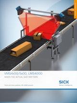 VMS4x00/5x00, LMS4000のカタログ