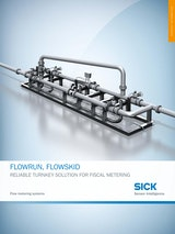 FLOWRUN, FLOWSKID RELIABLE TURNKEY SOLUTION FOR FISCAL METERINGのカタログ
