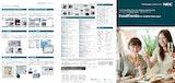 さまざまな業態に対応できる柔軟性と拡張性を実現 フードサービス業向け店舗トータルパッケージ FoodFrontia for TWINPOS 9500 seriesのカタログ