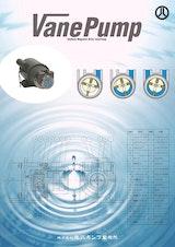 Vane Pump Malhaty Magnetic Drive Vane Pumpのカタログ