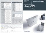 UNIVERGE Aspire WX総合カタログ オフィスコミュニケーションゲートウェイ AspireWXのカタログ