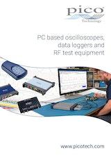 Pico Technology Ltd.のネットワークアナライザのカタログ