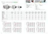 伯東株式会社のロータリーポンプのカタログ