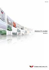 株式会社大阪真空機器製作所のドライポンプのカタログ